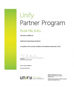 Partner certificado