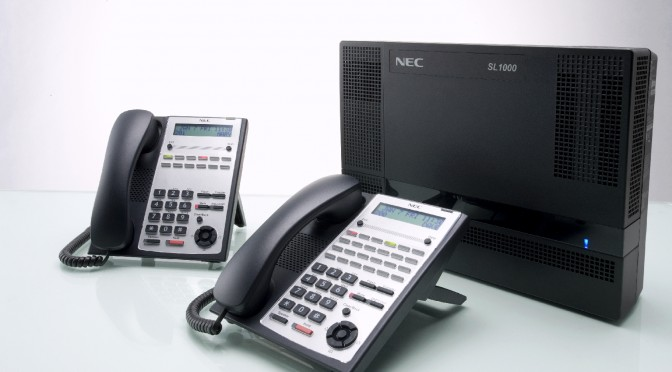 NEC SL1000